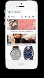 Juweldo Schuck und Uhrmacherkunst iPhone