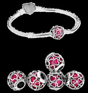 Pandora Armbänder bei Juwelier Bergmann in Walsrode